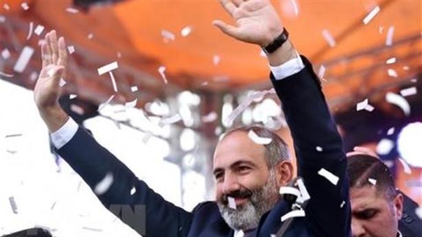 Bầu cử tại Armenia hậu Cách mạng Nhung: Mỹ thua trắng Nga