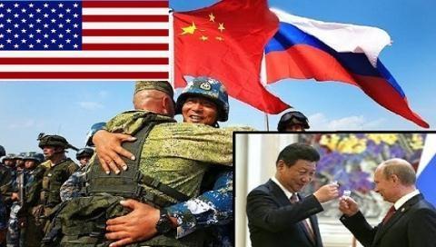 Nga-Trung thành lập 'NATO phẩy' đối phó với NATO?