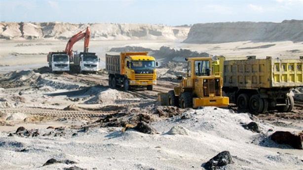 Bộ KH-ĐT kiến nghị dừng mỏ sắt Thạch Khê