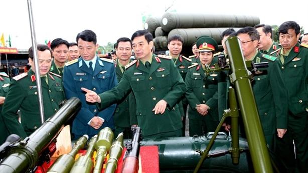 Việt Nam sản xuất hệ thống S-300 ngụy trang