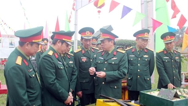 Sức mạnh pháo phản lực Việt Nam tự nâng cấp