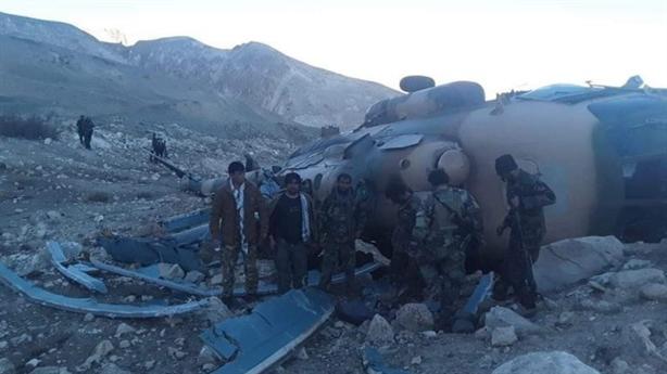 Taliban dùng tên lửa Mỹ bắn hạ Mi-17 Afghanistan