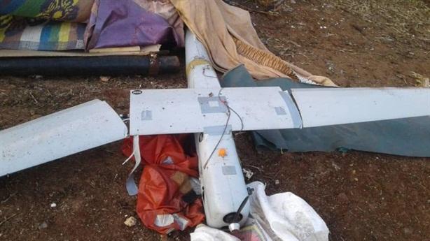 UAV Nga rơi bí ẩn tại khu vực phiến quân kiểm soát