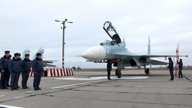 Nga điều chiến cơ đến Crimea: Phòng Ukraine tấn công..