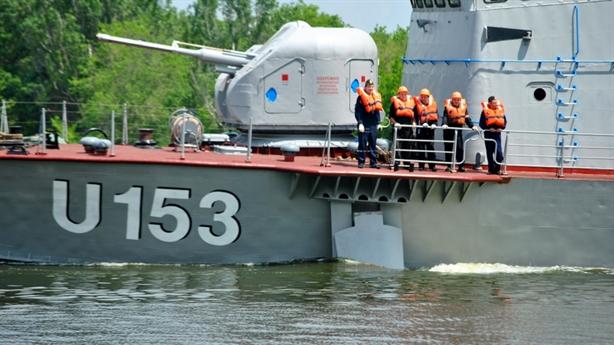 Ống phóng tên lửa Ukraine biến mất trong tình hình nóng