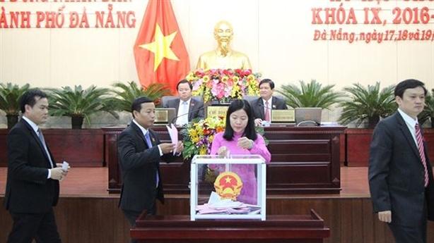 Ông Huỳnh Đức Thơ có 2 phiếu tín nhiệm thấp