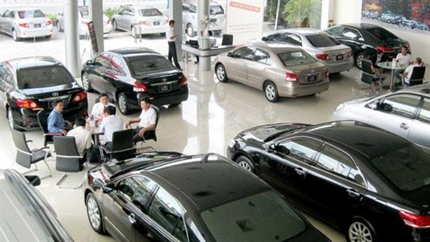 Ôtô rẻ ngày Tết: Xe ngập nước tuồn ra bán ngoài Bắc?