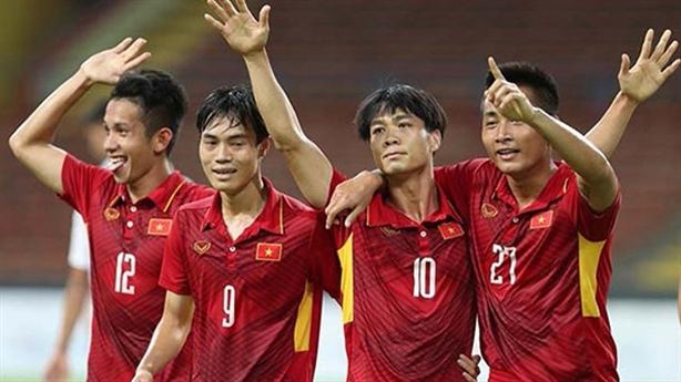 Tuyển Việt Nam dự Asian Cup: Cửa sáng le lói