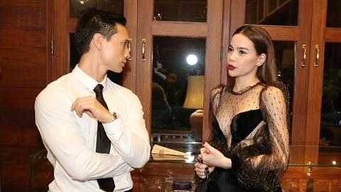 Hà Hồ 'xoa dịu' Kim Lý sau lời phũ chuyện kết hôn?