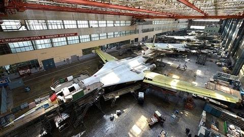 Nga sản xuất hàng loạt Tu-160M2, sẽ bán cho Trung Quốc?