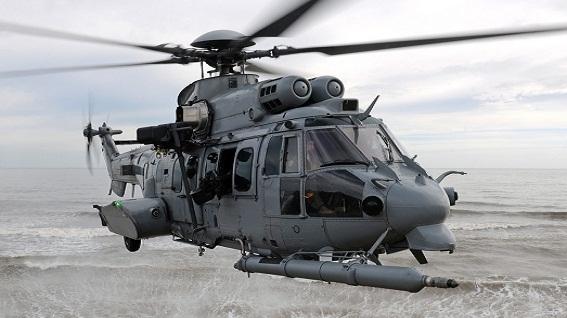 Ukraine tung trực thăng mạnh nhất châu Âu tới Biển Đen, Azov