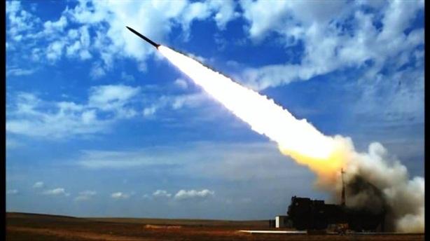 Thổ thử thành công tên lửa 'bão táp' gần Biển Đen