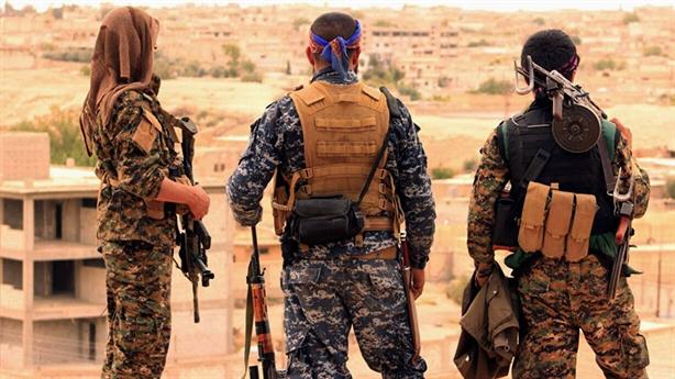 Pháp sẽ thế chân Mỹ hỗ trợ người Kurd ở Syria