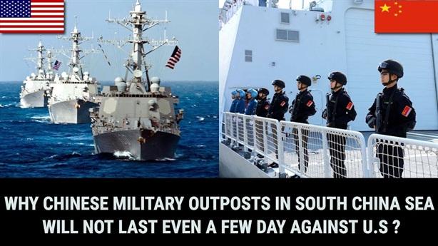 Điểm nóng xung đột: Vì sao Biển Đông dưới Ukraine, Triều Tiên?