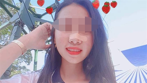 Nữ sinh xinh đẹp mất tích được tìm thấy: 'Ở nhà hoang'