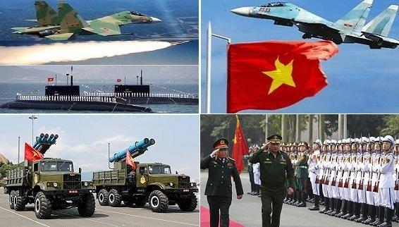 Tình hình mua sắm vũ khí Nga của Việt Nam