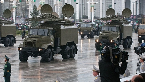 Mục đích bí ẩn của Israel khi mua radar Kolchuga Ukraine