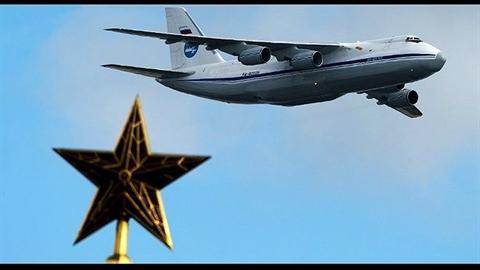 Nga khai tử An-124 Ruslan Ukraine, tự chế tạo Il-106