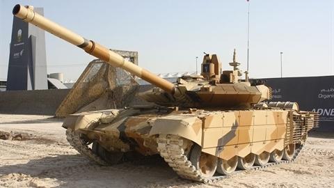 Pakistan mua 600 xe tăng