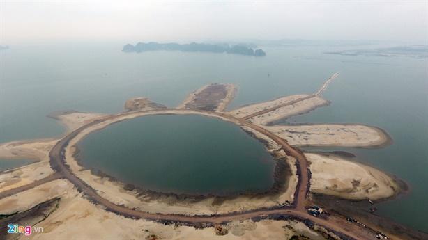 'Chúa đảo' xin mở rộng Tuần Châu: Định giá đất phải khác!