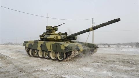 Cải tiến vượt trội trên xe tăng