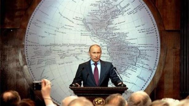 Ông Putin đưa Nga từ trong túi Mỹ lên trên lưng Mỹ!