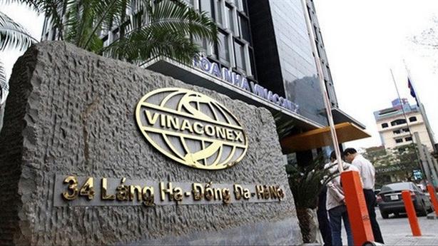 Loạt dự án của Vinaconex đang chậm tiến độ