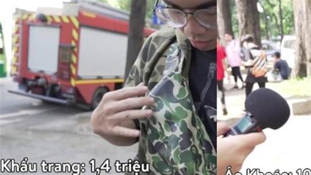 Rich Kid Việt khoe set đồ tiền tỷ: Phản cảm