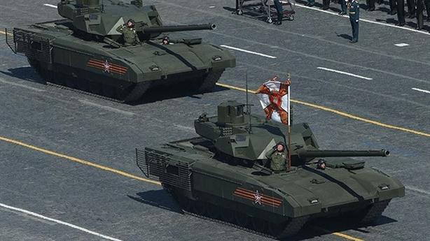 Báo Đức chứng minh T-14 Armata không phải là số 1