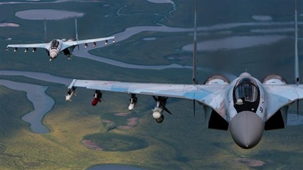 Chiến đấu cơ Su-35 khiến Nga bất ngờ