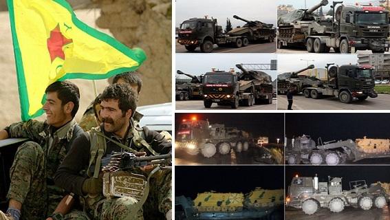 YPG rút khỏi Manbij, SAA sẵn sàng đánh với Thổ Nhĩ Kỳ