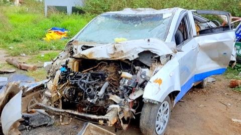Nữ tài xế gây tai nạn 3 người chết: Đúng sinh nhật