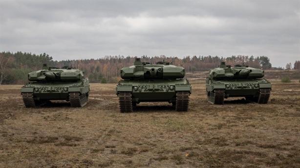 Tiền đồn chống Nga nhận xe tăng mạnh ngang Armata