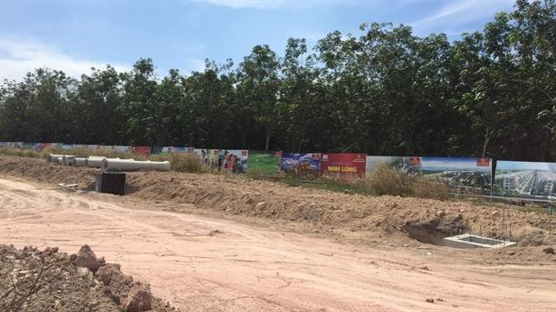 Rủi ro mua đất nền dự án ở Bình Dương cuối năm