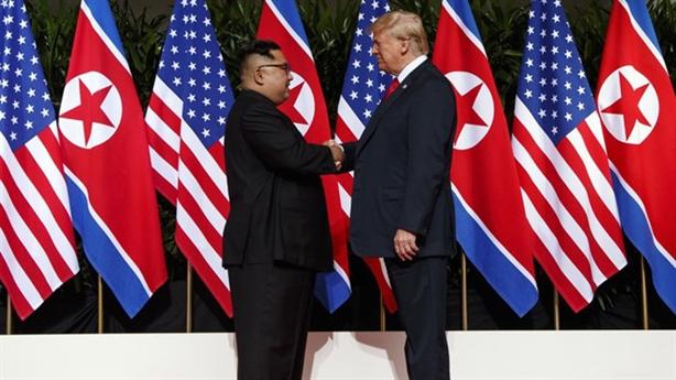 Sau thượng đỉnh Mỹ-Triều, hy vọng hòa bình càng mong manh