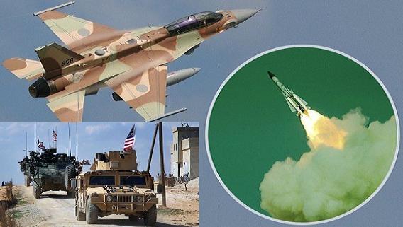 Mỹ rút khỏi Syria, cùng Israel