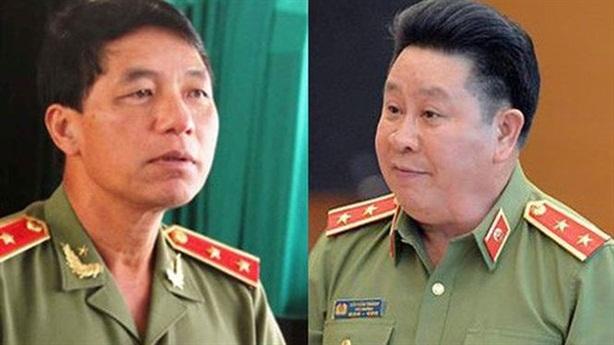 Vụ Vũ nhôm: Truy tố hai cựu tướng công an