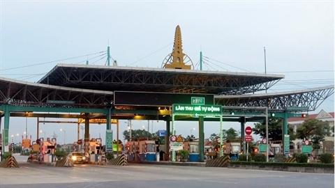 BOT Mỹ Lộc thu phí trở lại