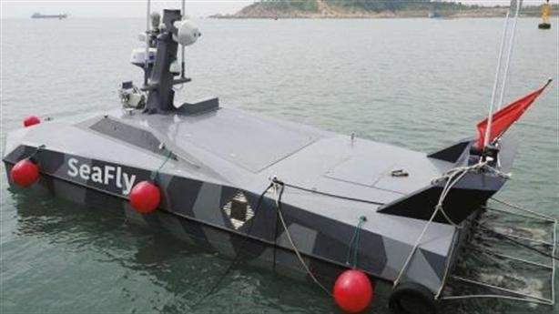 Từ vụ bắt tàu Mỹ: Hệ thống vũ khí mới Trung Quốc