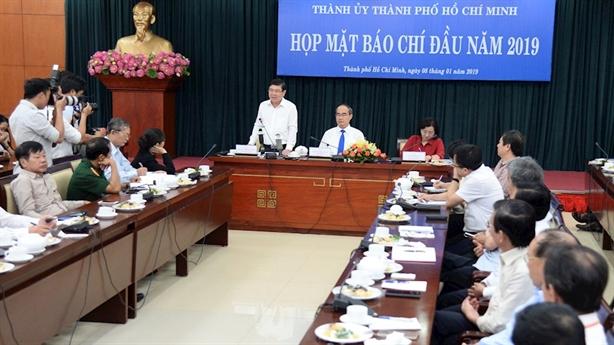 Ông Nguyễn Thiện Nhân nói về năm sóng gió của TP.HCM