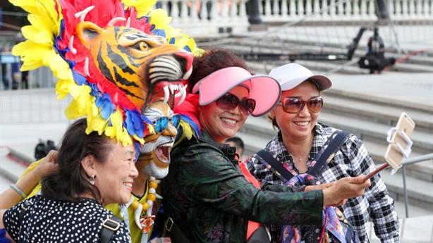Nga vui mừng vì được khách du lịch Trung Quốc đổ bộ