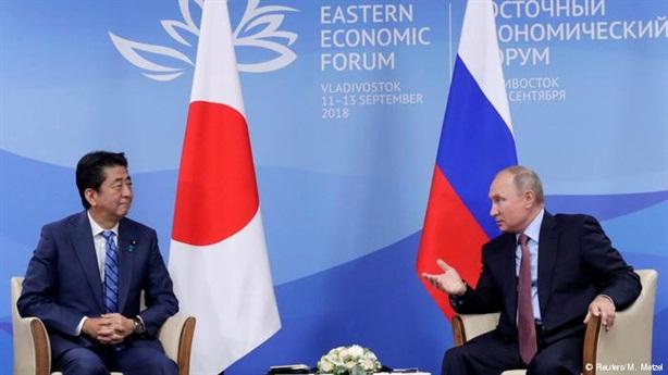 Ông Abe thề sẽ ký Hiệp ước Hòa bình với Nga