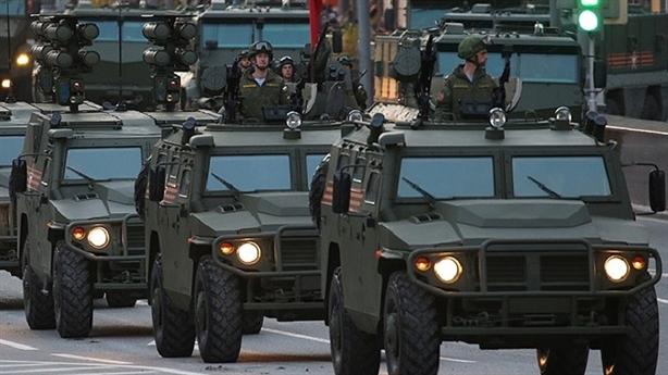 Đơn vị chống tăng Nga đốt nóng sườn Tây