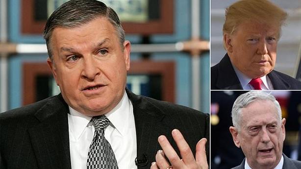 Thêm quan chức Mỹ ở Trung Đông từ chức