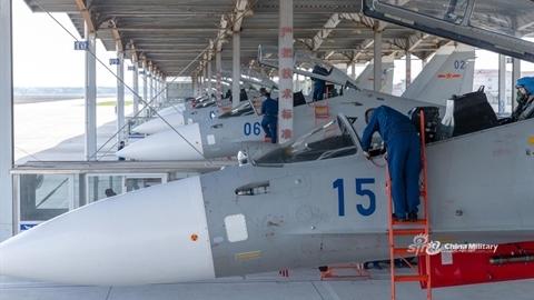 Su-30MK2 Trung Quốc chuẩn bị nối gót Su-30MKK lui vào hậu trường