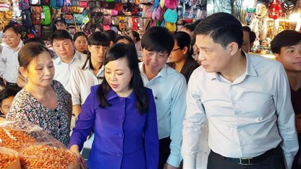 100% xã, phường tại Hà Nội và TPHCM sẽ kiểm tra ATTP