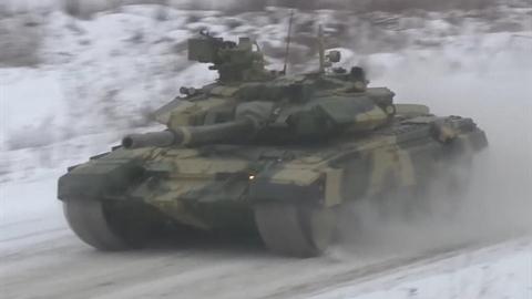 Báo Mỹ trầm trồ trước xe tăng
