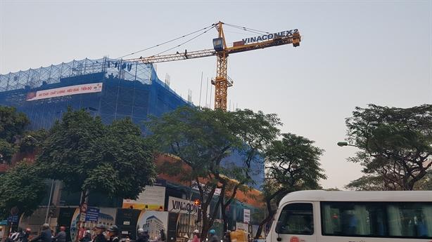 Tố dự án 30A Lý Thường Kiệt làm nứt nhà dân