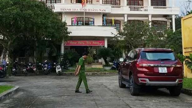 Phó chánh thanh tra tỉnh tử vong: 'Trên người có thương tích'