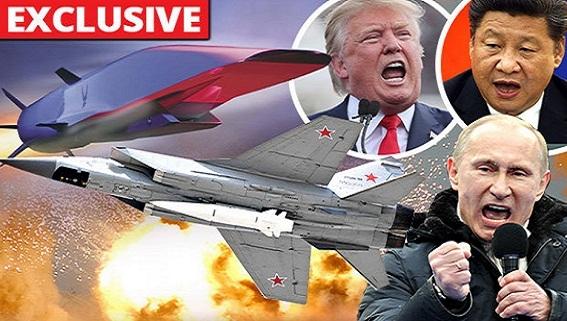 Mỹ sợ khi Nga vũ trang tới 'chiều không gian thứ 4'